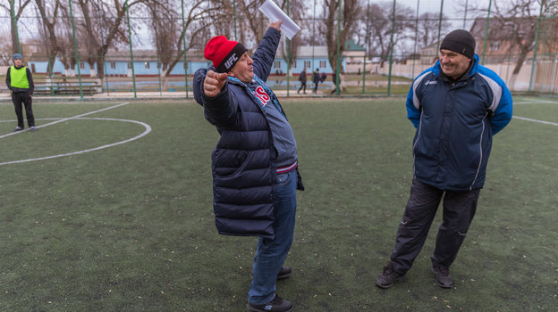 «Это московский корреспондент. Унего хороший фотоаппарат...» Как ягостил упапы Хабиба