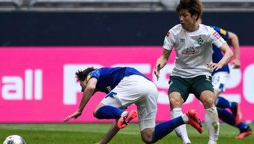 Левандовски забил чудо-гол, Флик побил рекорд Гвардьолы