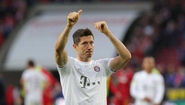 «Бавария» установила новый рекорд результативности вбундеслиге