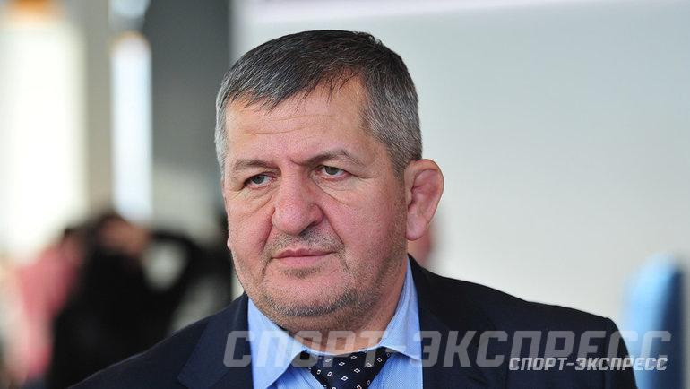 "Абдулманап Нурмагомедов. Фото ""СЭ"""