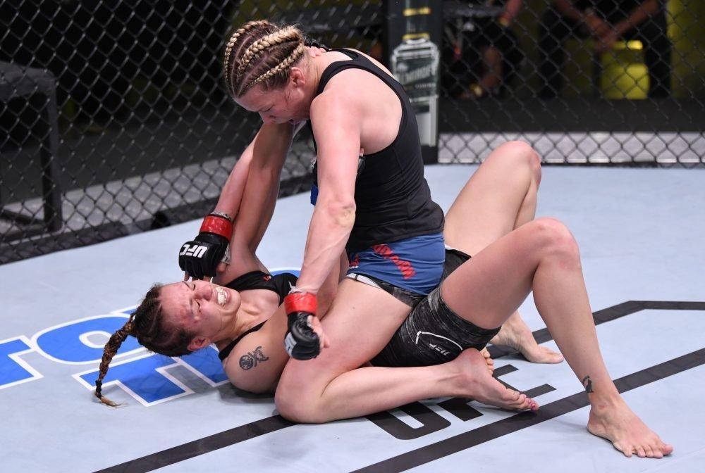 Провал старшей сестры Шевченко, поражение первого победителя Емельяненко. Что было нашоу UFC вВегасе