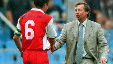 Чугайнов рассказал, как Семин открыл ему дорогу вбольшой футбол
