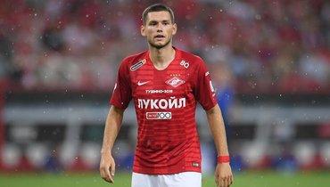 Ташаев покидает «Рубин». Срок его аренды истек