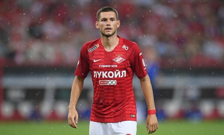 Александр Ташаев. Фото ФК «Спартак»