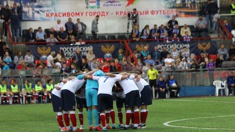 Игроки «Иртыша». Фото ФК «Иртыш»