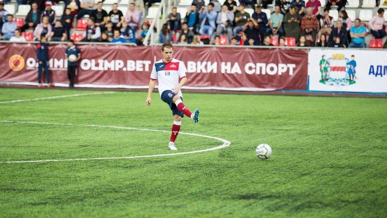 Сергей Подоксенов. Фото Александр Шастин