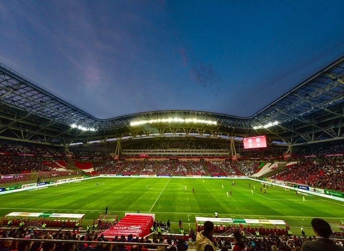 Стадион «АкБарс Арена». Фото Twitter