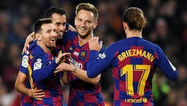 «Барселона» возобновит сезон 13июня, «Реал»— 14-го. Соперниками станут «Мальорка» и «Эйбар»