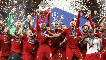 Год назад «Ливерпуль» завоевал свой шестой титул Лиги чемпионов