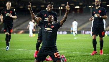 «Манчестер Юнайтед» подтвердил продление аренды Игало доянваря 2021 года