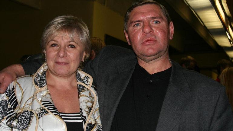 Владимир иНина Крутовы. Фото Динара Кафискина.