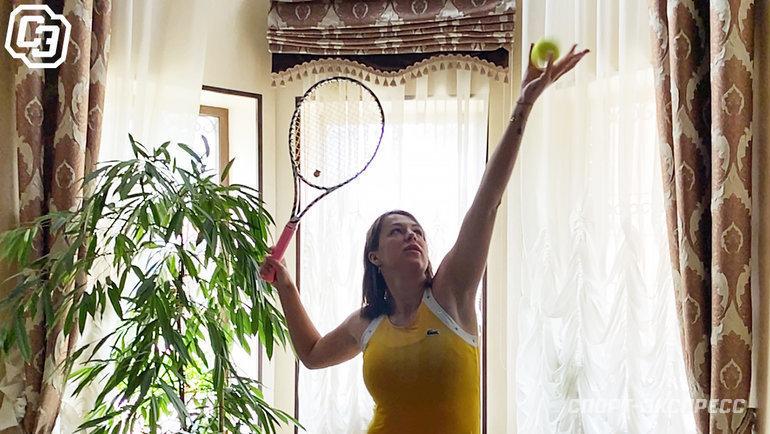 "Анастасия Павлюченкова. Фото Дарья Исаева, ""СЭ"""