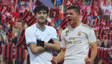 Азмун vsЙович: кого выберет «Милан»?