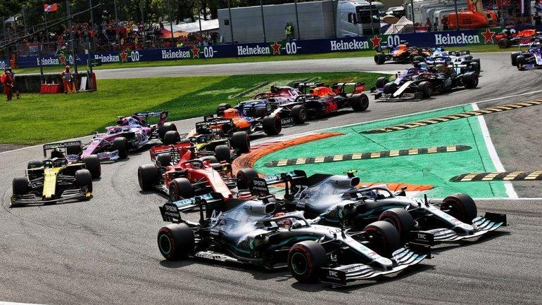 """Гран-при Италии"". Фото сайт ""Формулы-1"""
