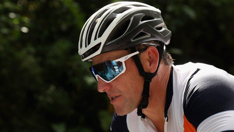 Лэнс Армстронг. Фото AFP