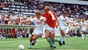 Сегодня годовщина впечатляющего старта сборной СССР наЧМ-86. Венгрия была разгромлена