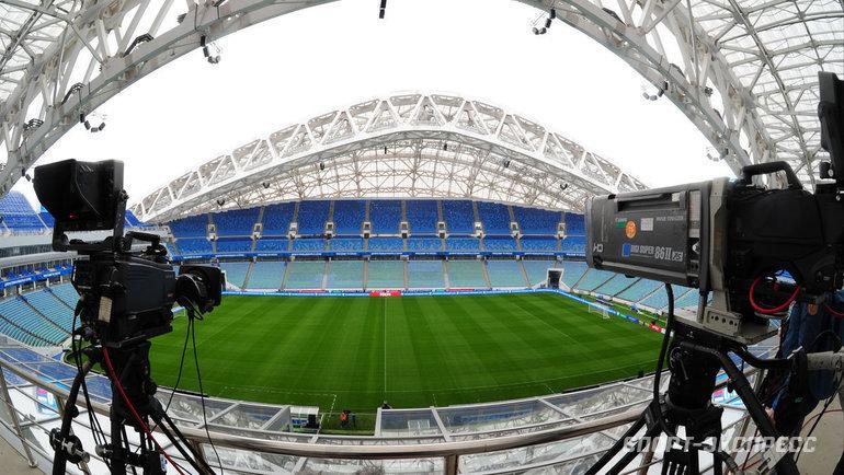 Трансляции матчей РПЛ могут вернуться нафедеральные каналы. Фото Александр Федоров, «СЭ»