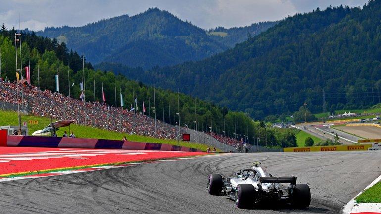 Новый сезон «Формулы-1» стартует вавстрийском Шпильберге. Фото AFP