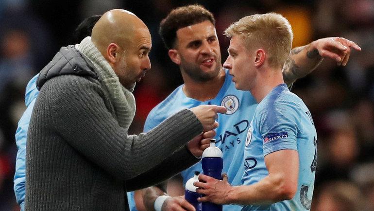 «Манчестер Сити» может быть отстранен отеврокубков надва года. Фото Reuters