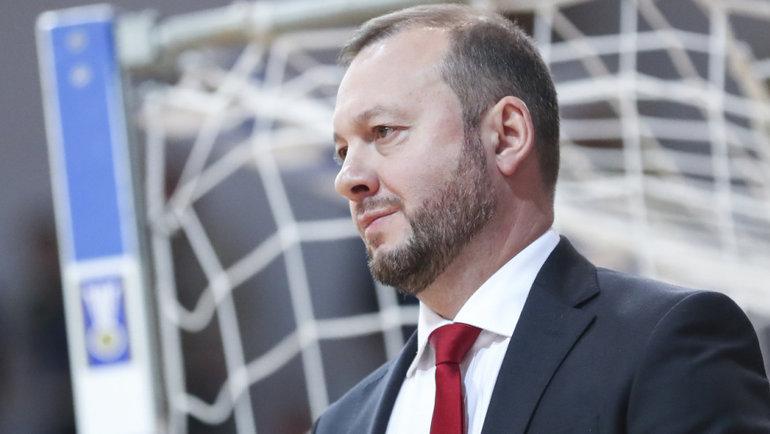 Сергей Скорович. Фото РФС