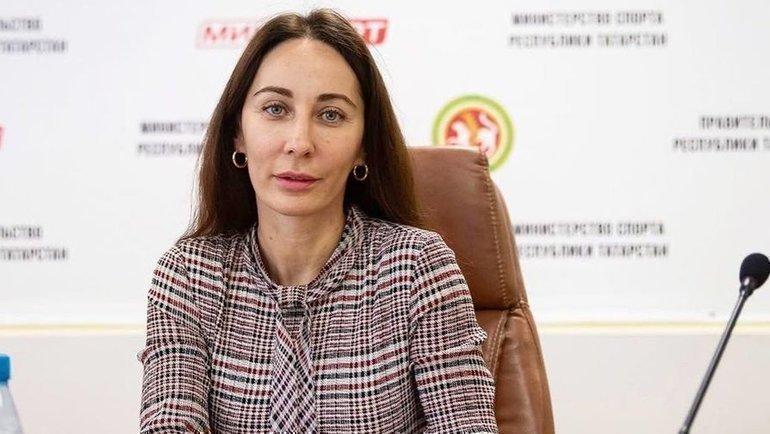 Маргарита Пахноцкая. Фото РУСАДА.