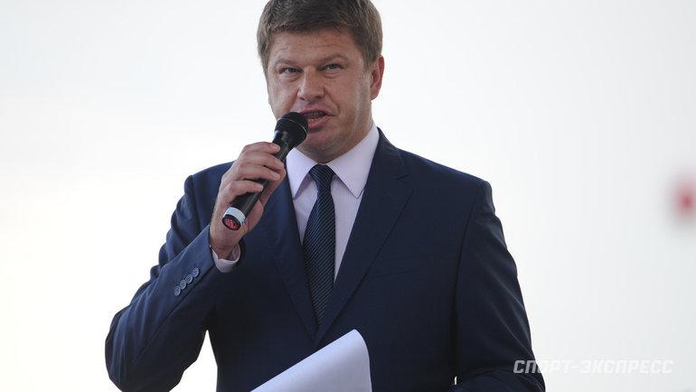 Дмитрий Губерниев. Фото Федор Успенский., «СЭ»