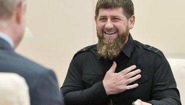 Лари Кингстон: «Рамзан Кадыров подарил мне часы идорогой телефон Vertu»