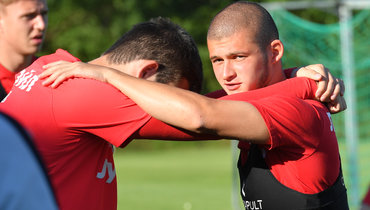 Стало известно, когда игрок «Спартака» Гулиев возобновит тренировки