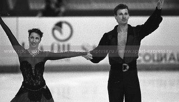 Марина Ельцова иАндрей Бушков. Фото Дмитрий Солнцев, -
