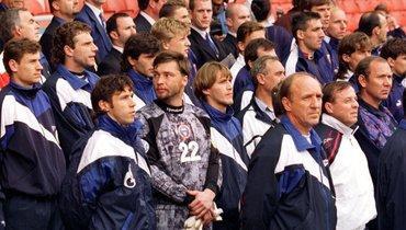 «Мынемогли непроиграть». Романцев— откровенно опровале сборной России наЧЕ-1996