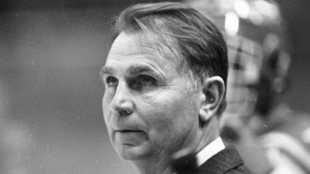 90 лет содня рождения великого советского тренера Виктора Тихонова