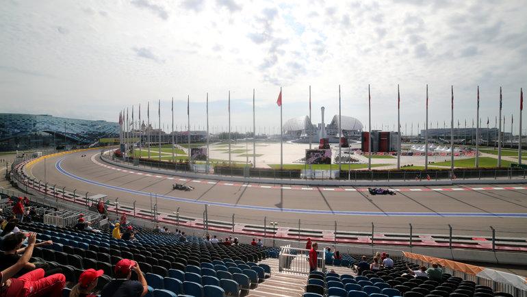 ВРоссии могут пройти две гонки «Формулы-1». Фото Reuters