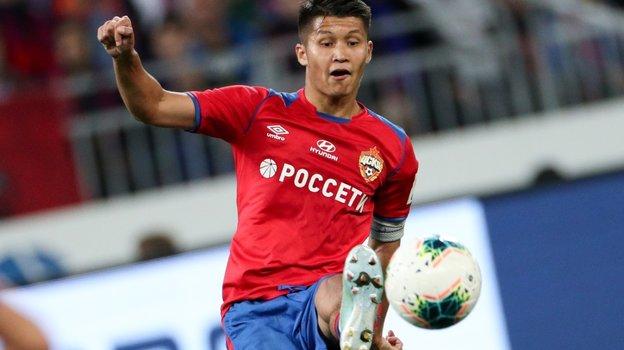 Как ЦСКА будет играть без полузащитника Ильзата Ахметова, который выбыл из-за травмы плеча