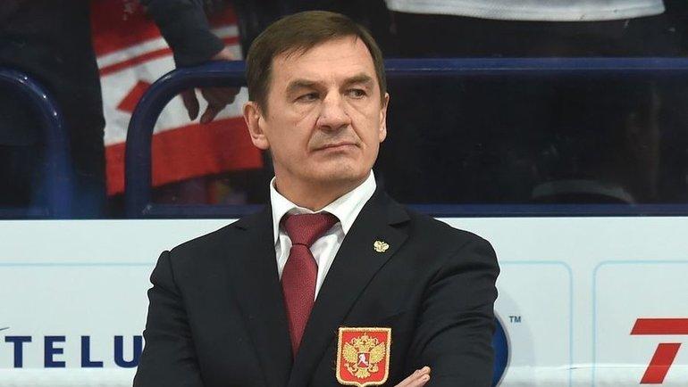 Валерий Брагин. Фото photo.khl.ru