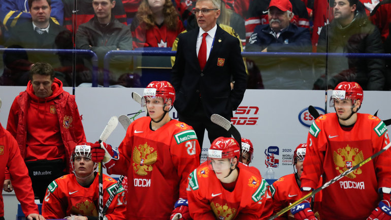 Игорь Ларионов. Фото ФХР