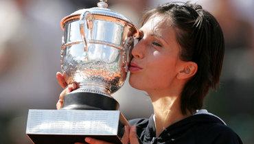 Историческая победа Мыскиной. Она выиграла первый вистории российского женского тенниса турнир «Большого шлема»