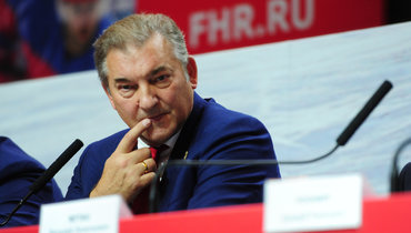 Третьяк прокомментировал назначение Брагина всборную России