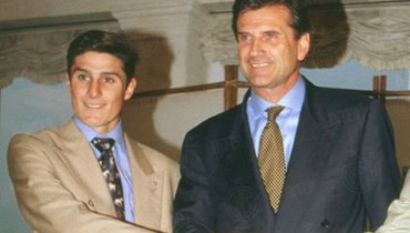 25 лет назад для «Интера» началась новая эпоха. Вкоманду пришел Дзанетти