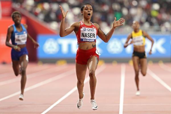 Сальва Эйд Насер. Фото World Athletics.