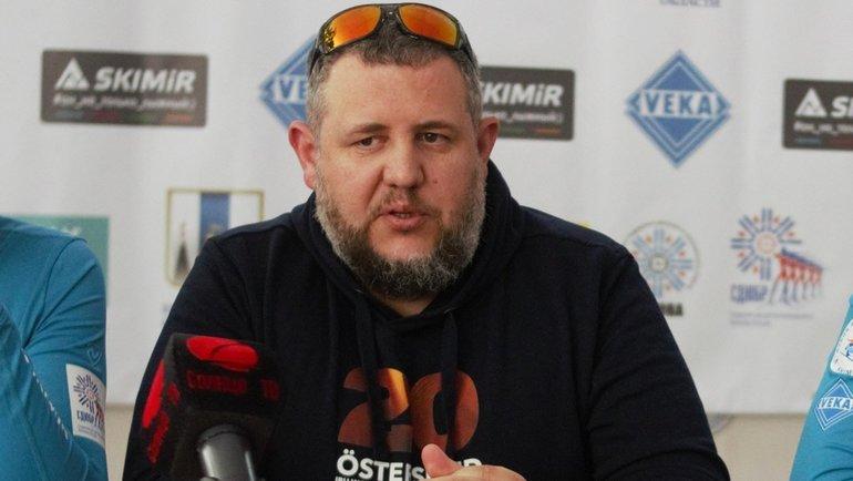 Андрей Левунин.