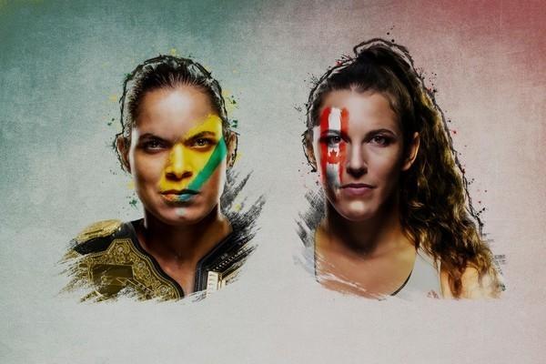 Главный бой UFC 250. Фото Instagram., photo.khl.ru