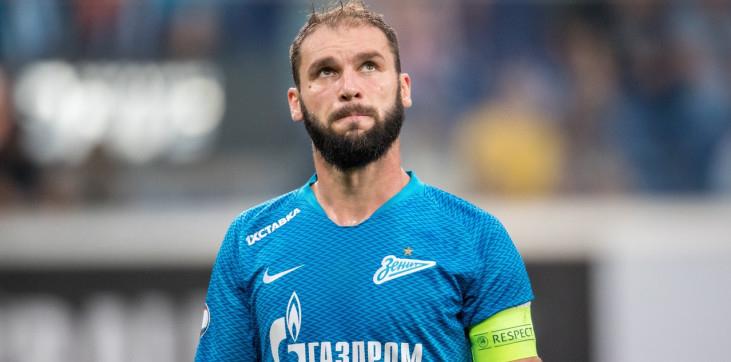 Бранислав Иванович. Фото ФК «Зенит»