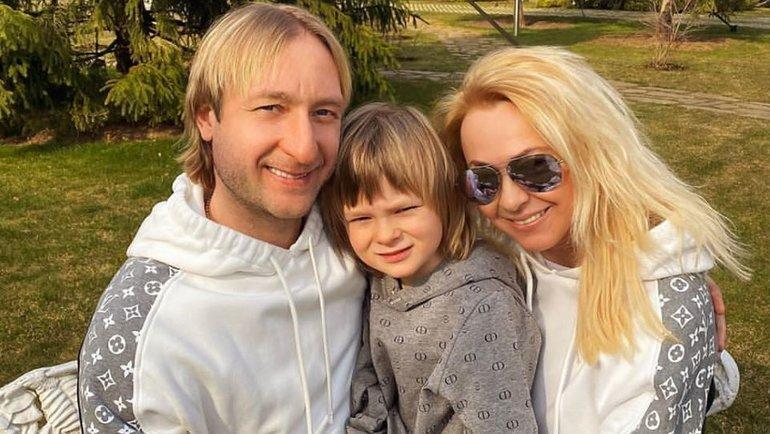Евгений Плющенко. Фото Instagram.