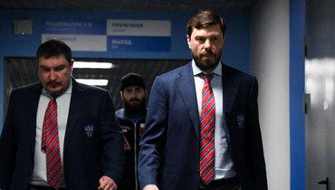 Крикунов неимеет права наслабые матчи с «Динамо». Бывший тренер сборной будет внимательно следить заним