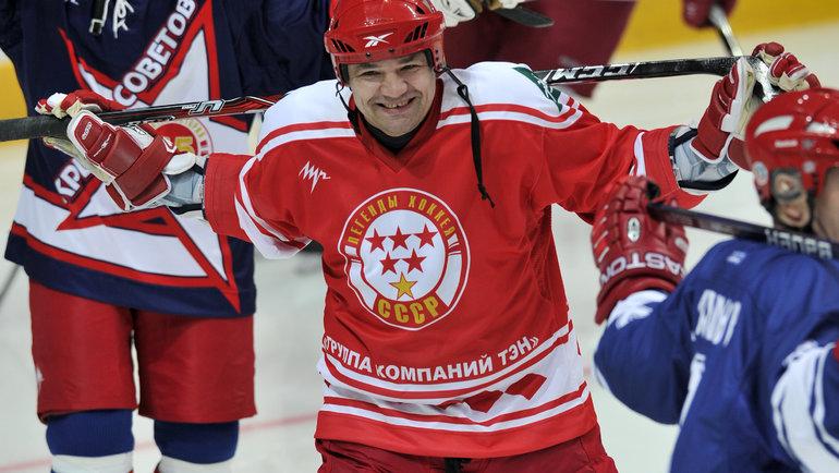 Андрей Коваленко. Фото Алексей Иванов