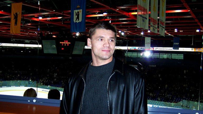 Андрей Коваленко. Фото Максим Лебедев
