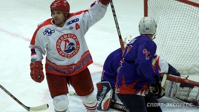 Андрей Коваленко. Фото Александр Федоров, «СЭ»