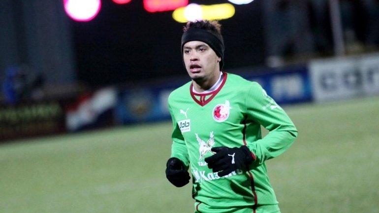 Карлос Эдуардо. Фото ФК «Рубин»