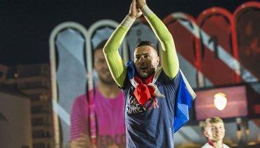 В «Монако» подтвердили, что Субашич покинет команду