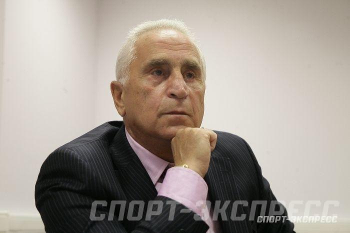 Анзор Кавазашвили. Фото «СЭ»